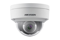 Hikvision DS-2CD2185FWD-IS 8 Megapixel Vandal Dome Kamera POE Infrarot 30 Meter Nachtsicht WDR ROI VCA Smart Search MikroSD bis 128G