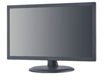 "Hikvision 22"" Monitor mit TFT-LED Backlight Technologie Full HD 1920x1080@60Hz, Helligkeit 250 cd/m² Eingänge: HDMI 1.3, VGA VESA 100x100"