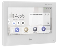 Hikvision DS-KH9310-WTE1 Android Video Intercom Indoor Station 7-Zoll-Touchscreen