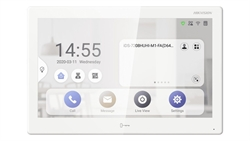 Hikvision DS-KH9510-WTE1 Android Wifi Video Intercom Indoor Station 10,1-Zoll-Touchscreen