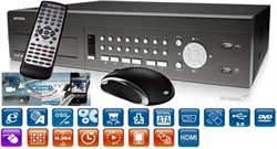 AVC706H 8 Kanal DVR mit HDMI DCCS IVS und iPhone Android Video Push Alarm