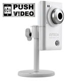 Sonderpreis! AVN801 Innenbereich AVTECH Mepgapixel iPhone Android Push Video Alarm Kamera auf iPhone Android