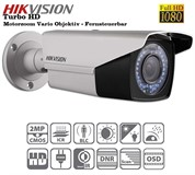 Hikvision DS-2CE16D5T-AIR3ZH  Motorzoom Vario Objektiv Turbo HD TDTVI 2 Megapixel (1920×1080) 25 FPS Infrarot 40 Meter Nachtsicht 0.01 Lux