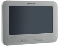 """7"""" Touch-Screen Indoor Station, 7-Inch Colorful TFT LCD, display resolution: 800 * 480, 10/100Mbps Ethernet, 2-ch alarm input, Power Over Network Cabl"""
