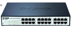 16 Port 1000 Switch DGS-1100-24