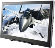 "TFT Monitor HDMI 10,4"" Full HD 1920x1080 mit Standfuß"